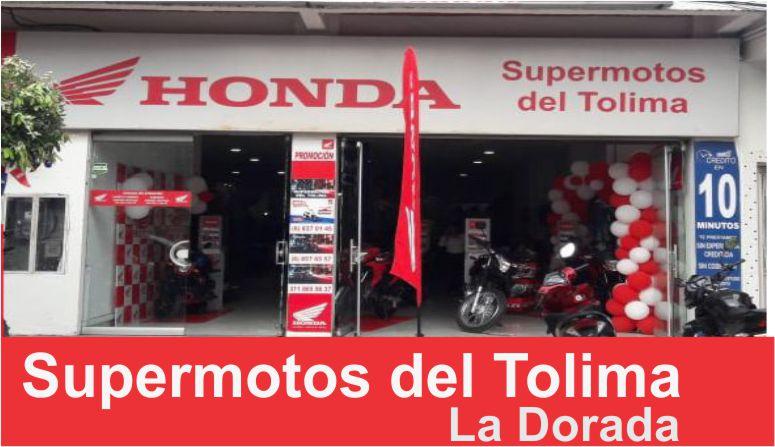 MOTOS HONDA. Supermotos Del Tolima. Concesionario