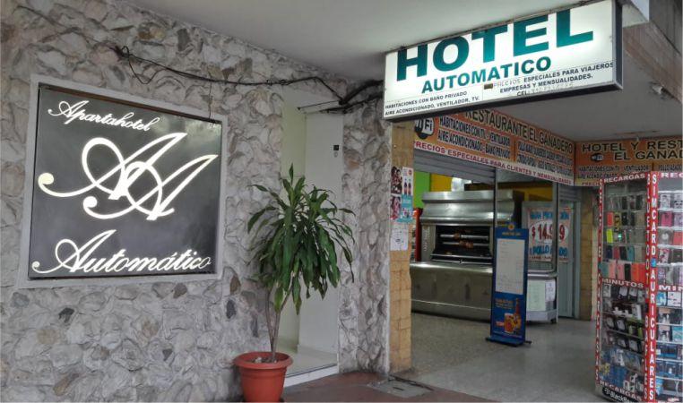 Hotel Automático, en la Dorada