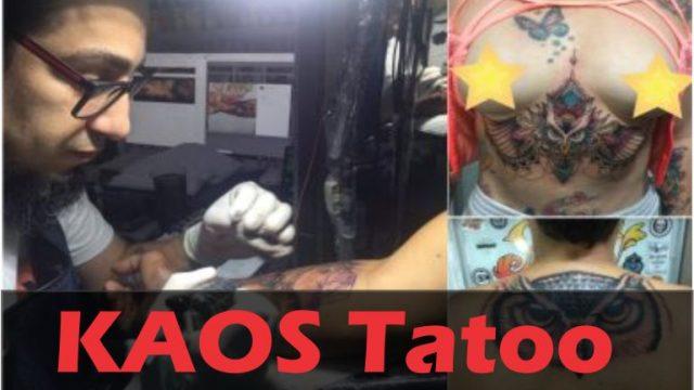 Kaos Tattoo – Cesar Díaz