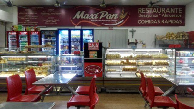 Panadería MAXIPAN