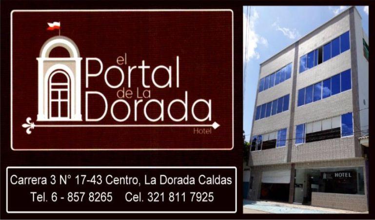 Hotel El portal de La Dorada