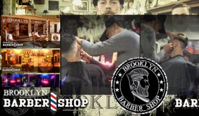 Brooklyn Barber Shop. Barberías La Dorada.