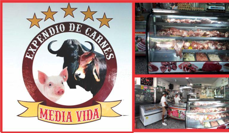 Expendio de Carnes Media Vida