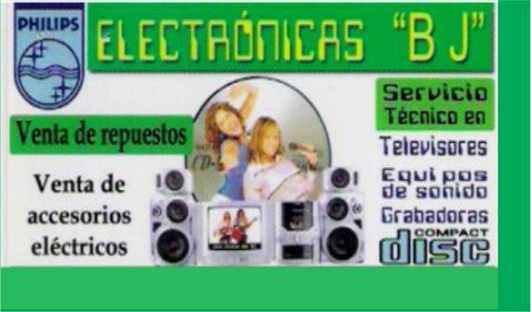 Electrónicas BJ