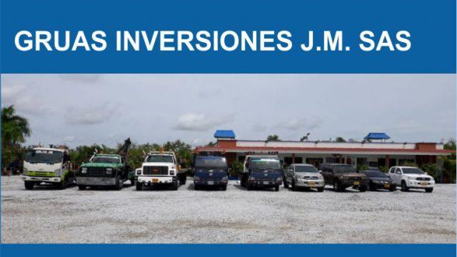 GRUAS INVERSIONES Y PROYECTOS J.M. SAS