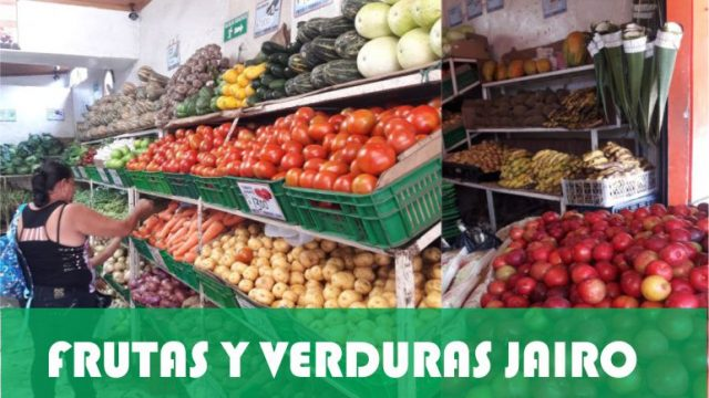 Frutas y Verduras Jairo