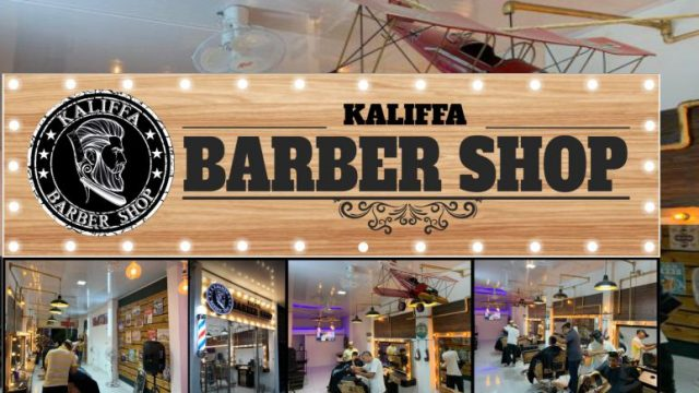 Kaliffa Barber Shop