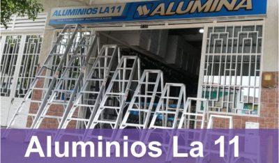 Aluminios, Amortiguadores y Repuestos La 11