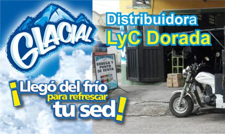 Distribuciones LyC Dorada