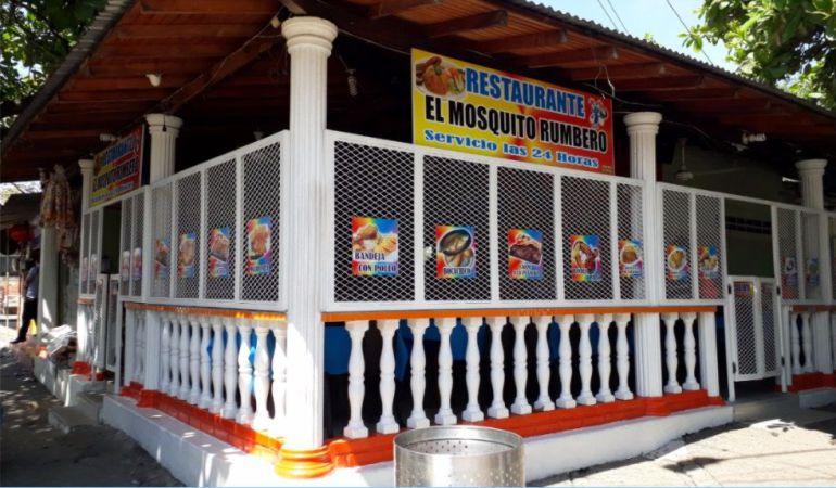 Restaurante El Mosquito Rumbero