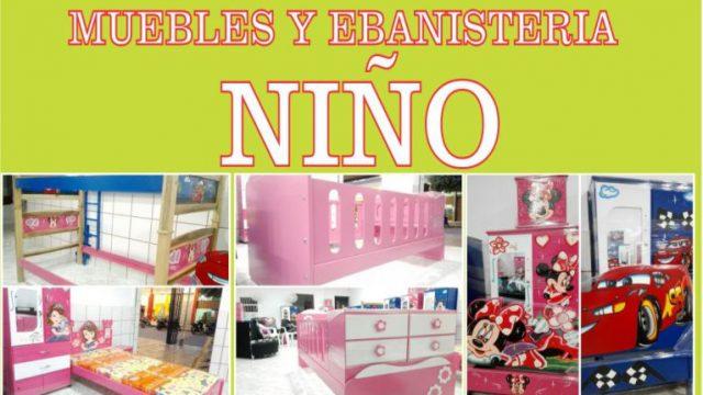 Muebles y Ebanistería Niño.