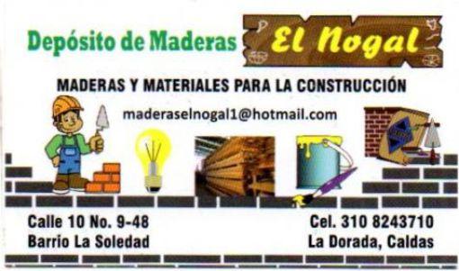 MADERAS EL NOGAL