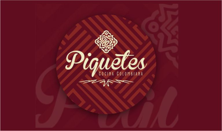 Piquetes Restaurante, Cocina Colombiana