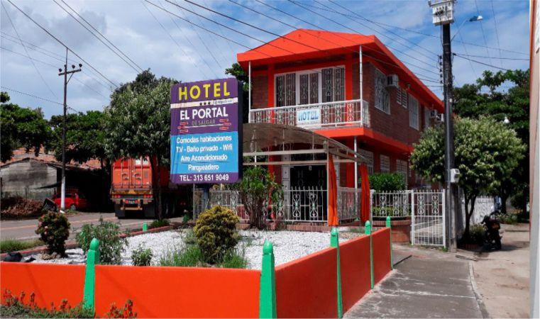 Hotel El Portal de Salgar