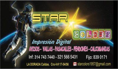 Star Colors Publicidad