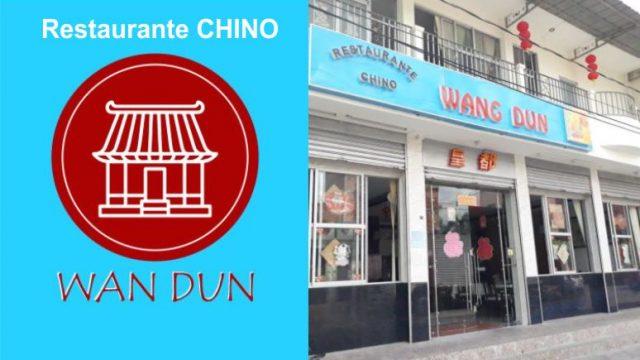 Restaurante Chino «WANG DUN», La Auténtica Comida China