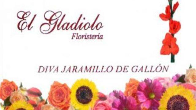 Floristería El Gladiolo.