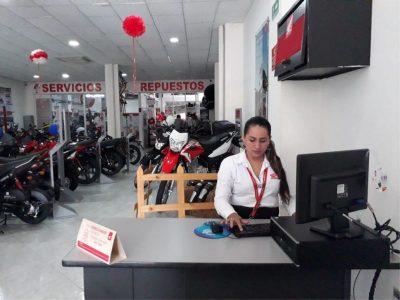 Consesionario Motos Honda La Dorada.